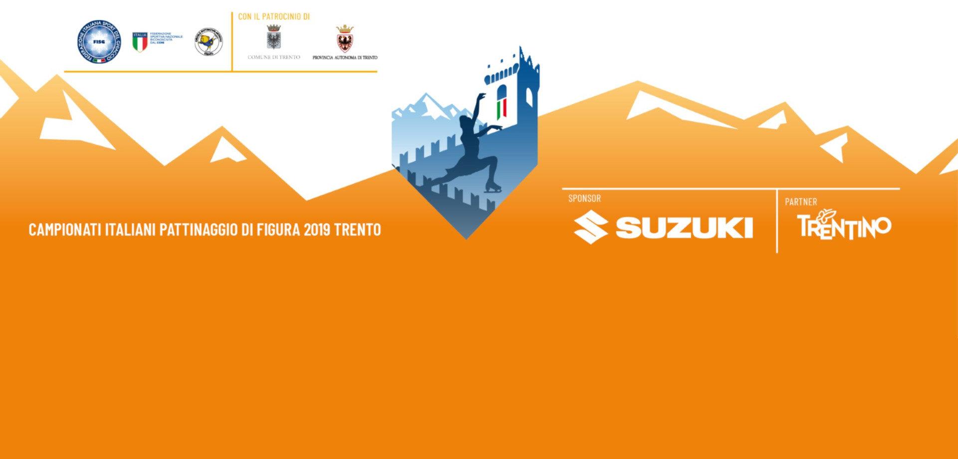 CAMPIONATI ITALIANI PATTINAGGIO DI FIGURA 2019